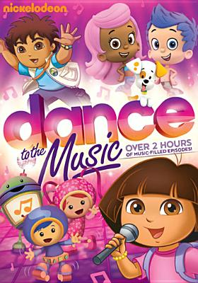 NICKELODEON FAVORITES:DANCE TO THE MU (DVD)