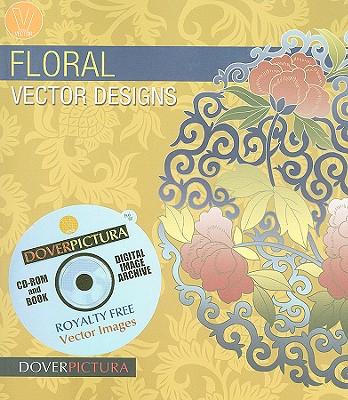 Floral Vector Designs By Weller, Alan